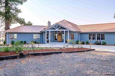 Scio Single Family Home Active Under Contract: 37610 Farris Rd