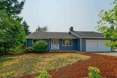 Salem Single Family Home For Sale: 3054 Glen Creek Rd