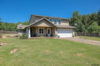 Monmouth Single Family Home Active Under Contract: 12617 Meadow Lane Rd