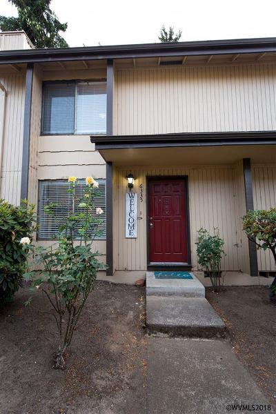Salem Condo/Townhouse For Sale: 6335 Fairway Av