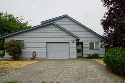 Salem Condo/Townhouse For Sale: 332 Monroe Ct