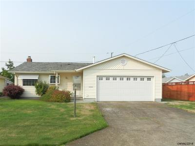 Woodburn Single Family Home For Sale: 1315 Garden Wy