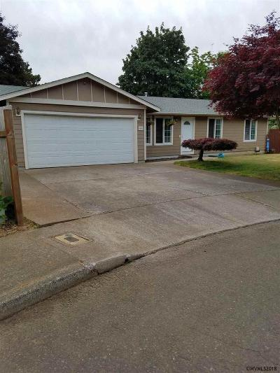 Salem Single Family Home For Sale: 680 Ginwood Ct