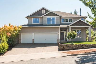 Salem Single Family Home For Sale: 2744 Bald Eagle Av
