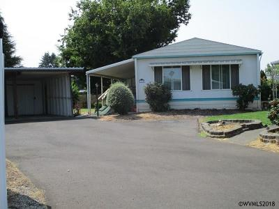 Keizer Manufactured Home For Sale: 5355 River Rd #74