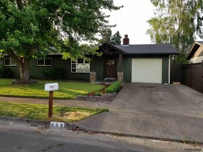 Albany Single Family Home For Sale: 409 28th Av