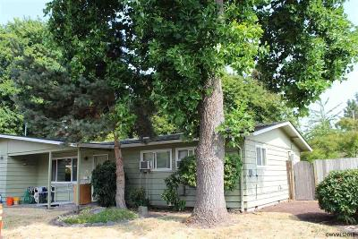 Monmouth Single Family Home Active Under Contract: 75 Ivy Ln