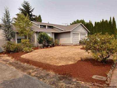 Keizer Single Family Home For Sale: 4869 Sea Gale Wy