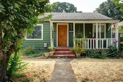 Salem Single Family Home For Sale: 2226 Hyde St