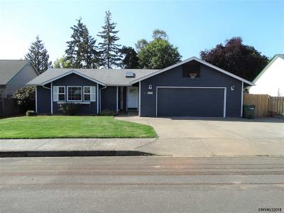 Monmouth Single Family Home For Sale: 273 Suzana St