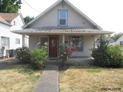 Monmouth Single Family Home Active Under Contract: 165 Warren St