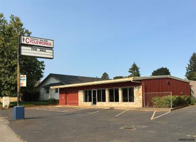 Salem Commercial For Sale: 4071 Liberty Rd