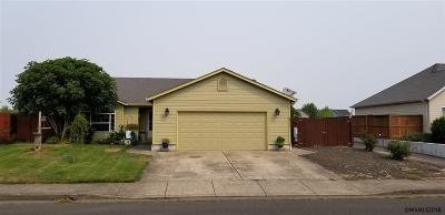 Monmouth Single Family Home Active Under Contract: 1634 Bentley St