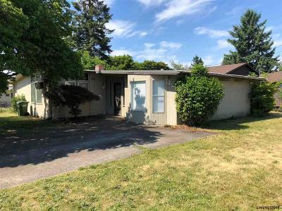 Stayton Single Family Home Active Under Contract: 910 W Locust St