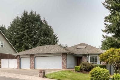 Sublimity Single Family Home Active Under Contract: 235 NW Hartmann Av