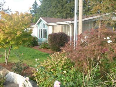 Salem Single Family Home For Sale: 22215 Wallace Rd