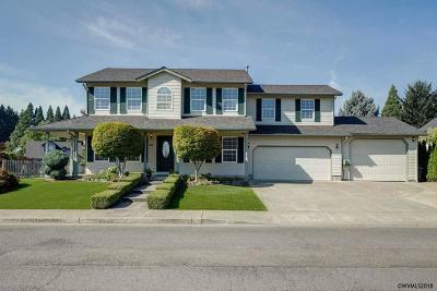 Keizer Single Family Home For Sale: 1305 Prairie Clover Av