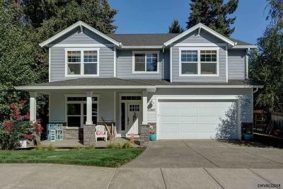 Keizer Single Family Home For Sale: 4080 Rivercrest Dr