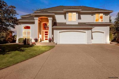 Keizer Single Family Home For Sale: 545 Castle Glen Ln