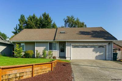 Keizer Single Family Home For Sale: 259 Dorcas Dr