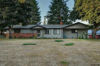 Scio Single Family Home Active Under Contract: 39839 Kingston Jordan Rd