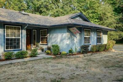Gates Single Family Home For Sale: 40166 Gates School Rd