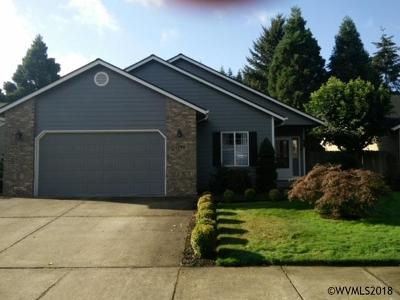 Keizer Single Family Home Active Under Contract: 1394 Bair Rd