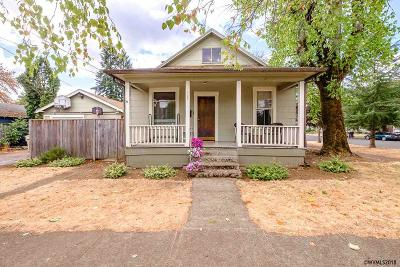 Dallas Single Family Home Active Under Contract: 387 SW Washington St