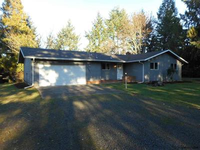 Sweet Home Single Family Home For Sale: 28271 Harmony Rd
