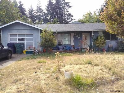 Monmouth Single Family Home Active Under Contract: 207 Gentle Av