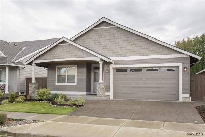 Keizer Single Family Home Active Under Contract: 1452 Lydia Av