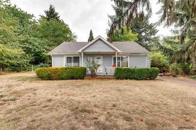 Keizer Single Family Home For Sale: 5032 8th Av