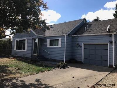 Keizer Single Family Home For Sale: 4647 Lowell Av