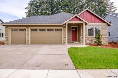 Stayton Single Family Home For Sale: 2082 Deer Av