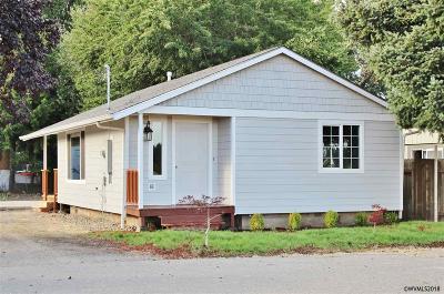 Salem Single Family Home For Sale: 4459 Webb Av