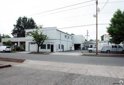 Salem Commercial For Sale: 1380-1390 Madison St