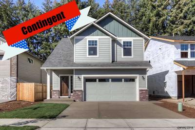 Stayton Single Family Home Active Under Contract: 2269 Deer Av