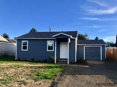 Albany Single Family Home For Sale: 3210 Knox Butte
