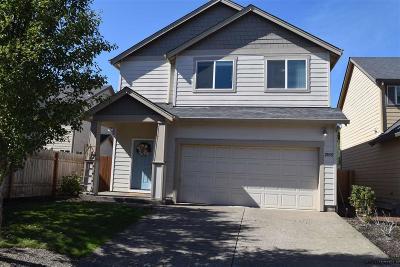 Keizer Single Family Home For Sale: 7835 Matt Pl