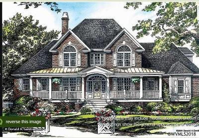 Albany Single Family Home For Sale: North Oak Estates (Lot #19)