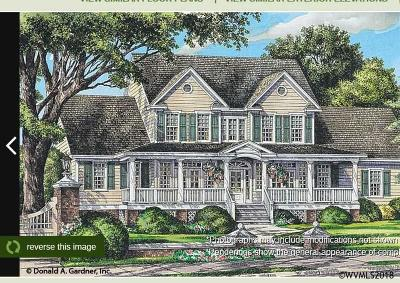 Albany Single Family Home For Sale: North Oak Estates (Lot #21)