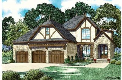 Albany Single Family Home For Sale: North Oak Estates (Lot #10)