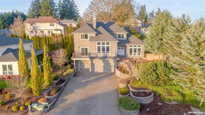 Salem Single Family Home For Sale: 2547 Islander Av