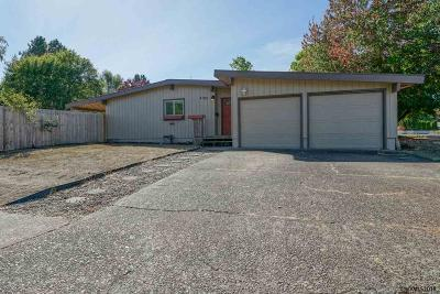Salem Single Family Home For Sale: 4103 Dwight Dr