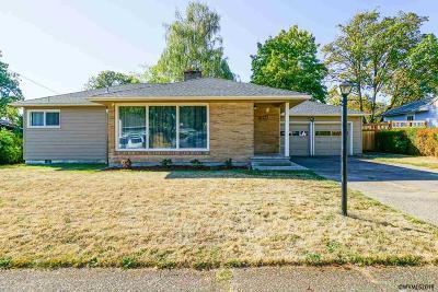 Salem Single Family Home For Sale: 1460 Douglas Av