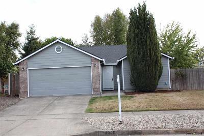 Salem Single Family Home For Sale: 4848 Carolina Av