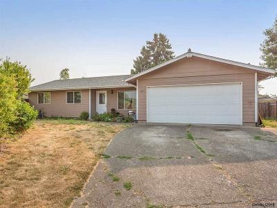 Salem Single Family Home For Sale: 3951 Herrin Ct
