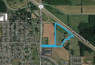 Aumsville Residential Lots & Land For Sale: 9757 Gordon Ln