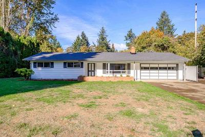 Albany Single Family Home Active Under Contract: 207 Benton Pl