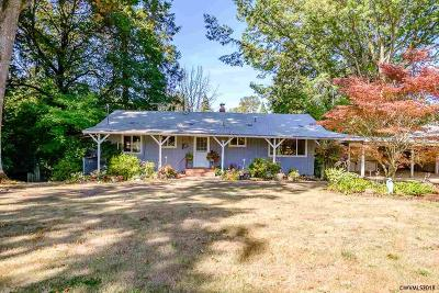 Aurora Single Family Home Active Under Contract: 24613 Butteville (- 24614) Rd